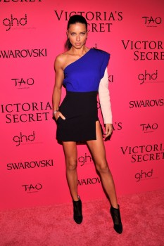 Adriana Lima @ 2013 Victoria's Secret Fashion Show after party, NY, 13.11.13 - 2HQ