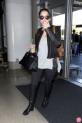 Ashley Benson - Arriving to LAX Airport 11/14/13