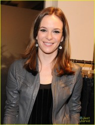 Danielle Panabaker - Because You Can Launch Event in West Hollywood 12/5/13