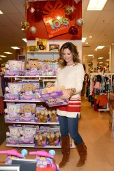 Daisy Fuentes - at Kohl's Department Store in Westchester 12/7/13