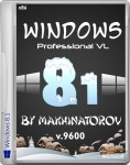 Windows 8.1 Professional VL by makhinatorov (x86/RUS/2013)