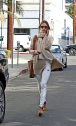 Alessandra Ambrosio - Out in Santa Monica 12/10/13