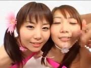 2 �������� ������� �������� Bukkake