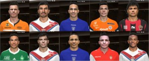 Download PES2014 Faces Pack Spécial L1 by Spiritusanto