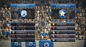 Download Full greek super league option file for pes 2014
