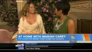 Mariah Carey - Interview on Today Show 11-12-2013