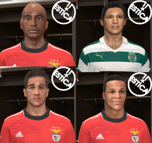 PES 2014 Pack Faces LZS v1 by estica Download PES 2014 Pack Faces LZS v1 by estica