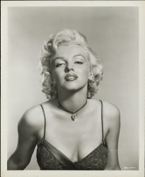 Marilyn Monroe - Beautiful Picture From River of No Return