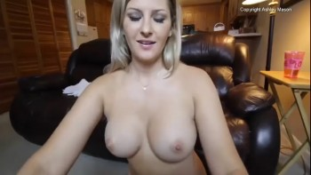 [Ashley Masons Play House / clips4sale.com] Ashley Mason (Mommy Son Creampie 2 / 2/2/16) [2016 г., blowjob, incest roleplay, mother-son, blonde, creampie, big tits, fetish, milf, taboo]