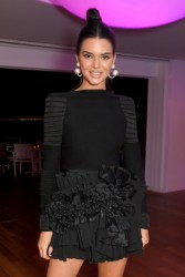 Kendall Jenner - Vanity Fair and HBO Dinner in Cannes 5/20/17