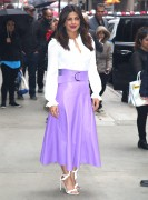Priyanka Chopra -                   ''Good Morning America'' Arrival New York City May 22nd 2017.