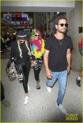 Bella Thorne - At LAX Airport 5/22/17