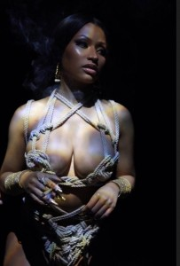 "Nicki Minaj - ""Roped"" Photo Shoot (5/20/17)"