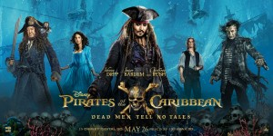 "Kaya Scodelario -             ''Pirates of the Caribbean: ""Dead Men Tell No Tales"" Movie Poster And Stills (UHQ)."