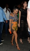 Kourtney Kardashian - Leaving Gotha Nightclub in Cannes 5/22/17