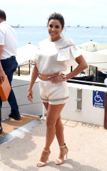Eva Longoria - Out in Cannes, France 5/22/17