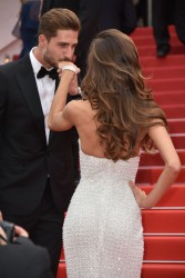 "Izabel Goulart - ""The Killing Of A Sacred Deer"" Premiere at the 70th Cannes Film Festival 5/22/17"