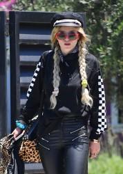 Bella Thorne - Out in LA 5/22/17