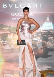 Bella Hadid -                   Goldea The Roman Night Cocktail & Dinner Rome May 24th 2017.
