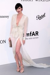 Paz Vega -                  amfAR's 24th Cinema Against AIDS Gala Cannes May 25th 2017.