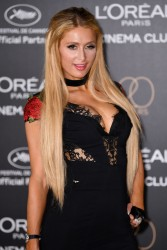 Paris Hilton - L'Oreal 20th Anniversary Party In Cannes 5/24/17