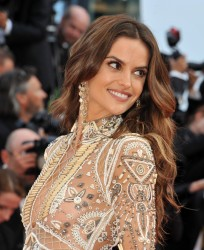 Izabel Goulart - 'The Beguiled' Premiere at The 70th Cannes Film Festival 5/24/17