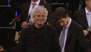 Berlin Philharmonic Orchestra, Sir Simon Rattle – Waldbuhne: Lights, Camera, Action! (2015) Blu-ray 1080i AVC DTS-HD 5.1