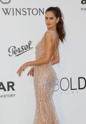 Izabel Goulart - amfAR Gala in Cannes 5/25/17