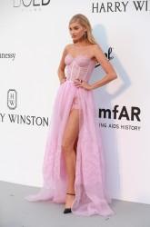 Elsa Hosk - amfAR Gala in Cannes 5/25/17