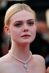 Elle Fanning -  'The Beguiled' Premiere at The 70th Annual Cannes Film Festival 5/24/17