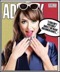 Milana Vayntrub - Adweek Magazine Shots (07/22/16)