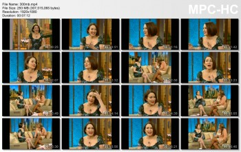 PATRICIA HEATON - cleavage, legs - wendy williams 2011 MAY 24