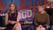 Hilary Swank & Kate Mara @ Watch what happens l!ve | May 22 2017