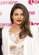 Priyanka Chopra -                      	''Lorraine'' Show London June 1st 2017.