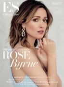 Rose Byrne -              Evening Standard Magazine May 2017 Blair Getz Mezibov Photos.