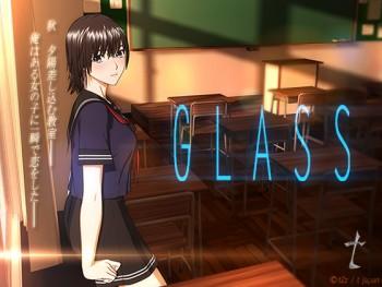 Glass / Меганэко (t japan / tjapan) (ep. 1 of 1) [cen] [2015, romance, meganeko, virgin, oral, paizuri, creampie, DLversion] [jap] [720p]