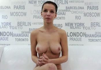 HD Czech Casting Linda 6391