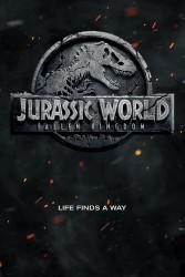 Мир Юрского периода: Павшее королевство / Jurassic World: Fallen Kingdom (Крис Пратт, Брайс Даллас Ховард, Джефф Голдблюм, 2018) 637cd0552392623