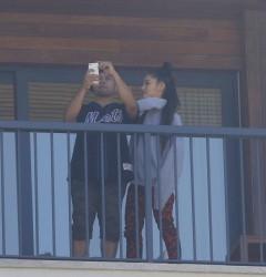 Ariana Grande - At a hotel - Rio Brasil - June 28 2017