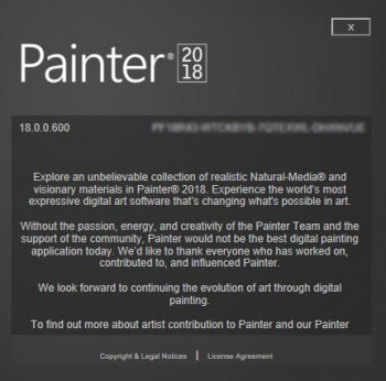 Corel Painter 2018 18.0.0.600 (x64) Multi/Eng