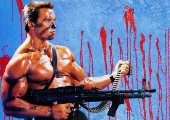 Коммандо / Commando (Арнольд Шварценеггер, 1985) - Страница 2 23cf44556228463