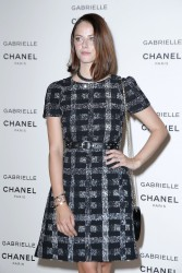 Kaya Scodelario - Chanel's 'Gabrielle' Fragrance Launch in Paris 7/4/17