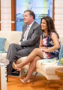 Susanna Reid -                  ''Good Morning Britain'' London July 10th 2017.
