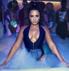 Demi Lovato - Dennis Leupold Photoshoot For Sorry Not Sorry 2017