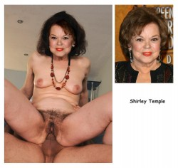shirley temple black nude